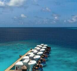 Honeymoon water suites