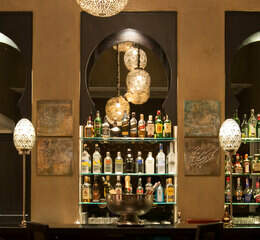 Palais azizia spa   maroliano bar